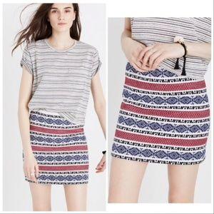 Madewell Gamine Skirt